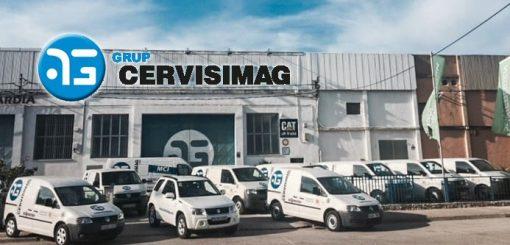 Cervisimag ofrece servicio allá donde se encuentre su máquina