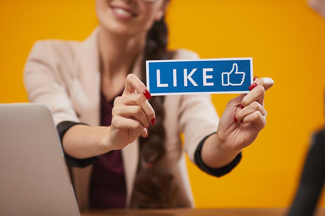 Imagen de marca en redes sociales